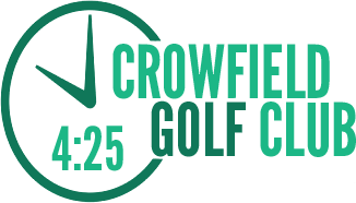 crowfield pace of play green